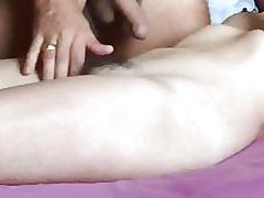 كاميرا خفية من زوجة مثير مارس الجنس